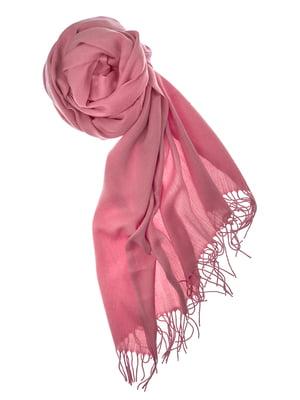 Шаль рожева | 5184577