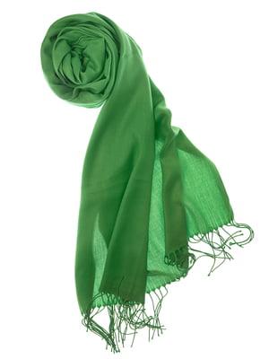 Шаль зелена | 5184611
