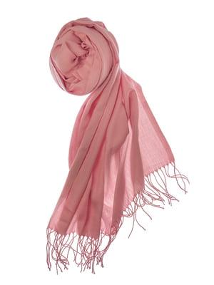 Шаль рожева | 5184640