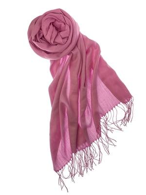 Шаль рожева | 5184649