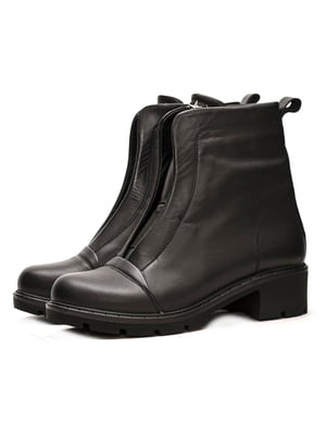 Черевики чорні - Aquamarine - 5185546