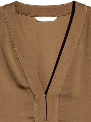 Туника коричневая | 5184960