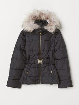 Куртка чорна | 5186883