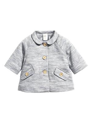 Куртка сіра | 5186900