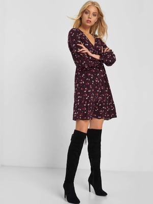 Платье фиолетовое | 5187087