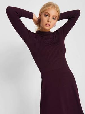 Платье фиолетовое | 5187126