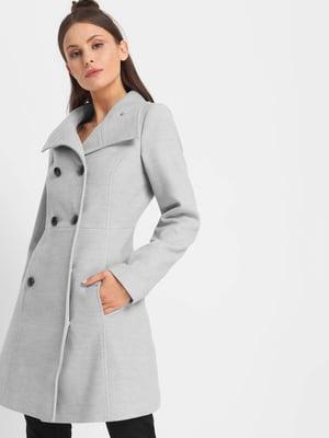 Пальто серое | 5187196