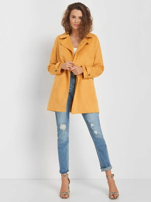 Куртка желтая | 5187218