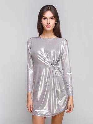 Сукня срібляста | 4873352