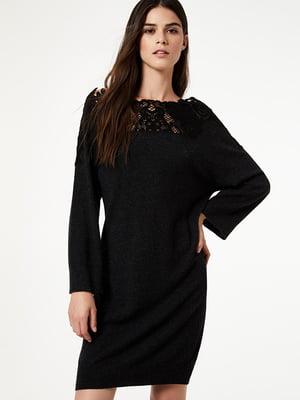 Платье черное | 5181327