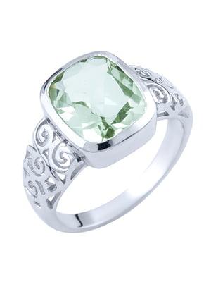Женское серебряное кольцо с аметистом | 5190852