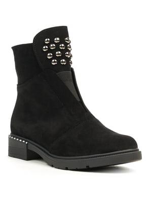 Ботинки черные | 5180982