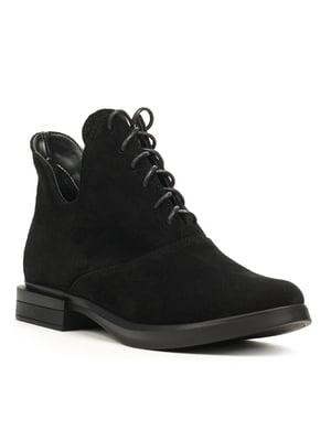 Ботинки черные | 5180980