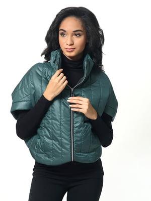 Куртка зелена | 5191739