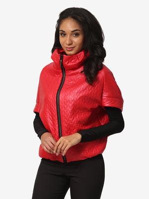 Куртка червона | 5191748