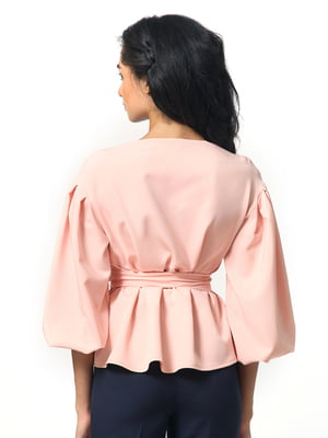 Жакет персикового кольору | 5191766