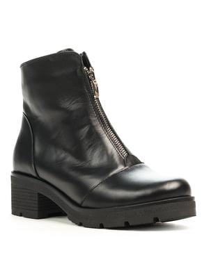 Ботинки черные | 5180977