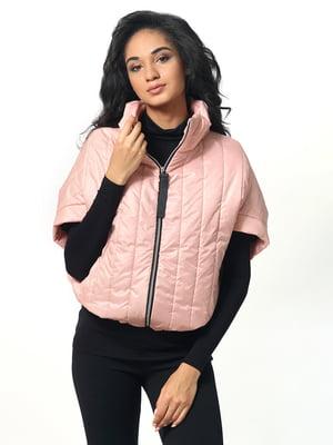 Куртка кольору пудри | 5191740