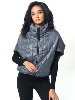 Куртка сіра | 5191741