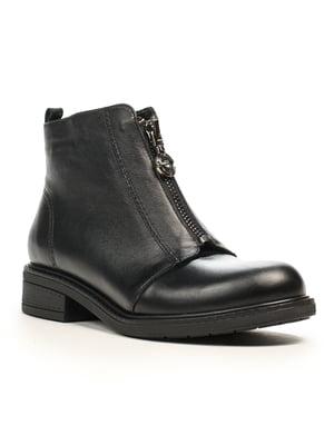 Черевики чорні | 5184207