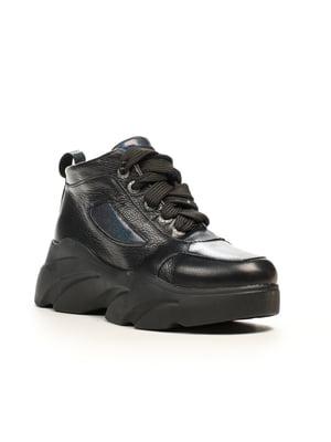 Кроссовки черные   5179370