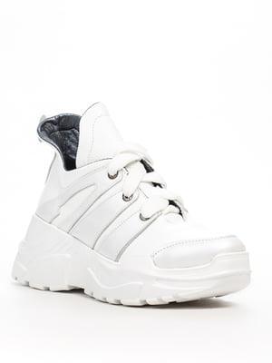 Кроссовки белые   5179374