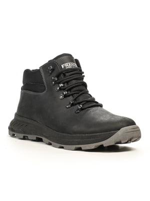 Ботинки черные | 5179366
