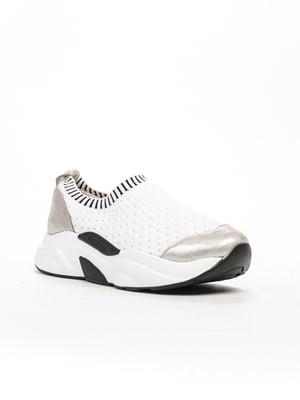 Кроссовки белые   5184209