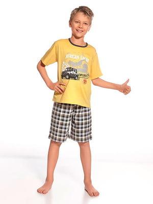 Комплект: футболка и шорты | 5191798