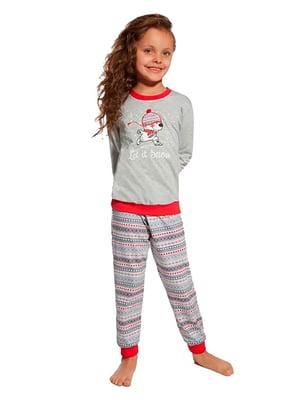 Комплект: свитшот и брюки | 5191908