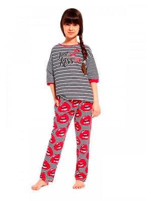 Комплект: футболка и брюки | 5191918
