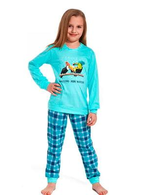 Комплект: свитшот и брюки | 5191926