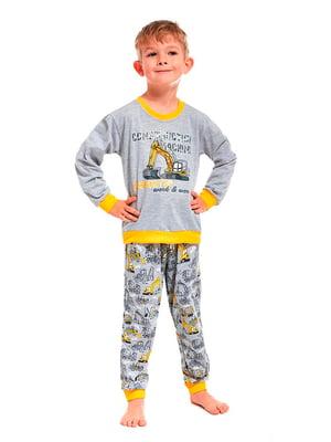 Комплект: свитшот и брюки | 5191940