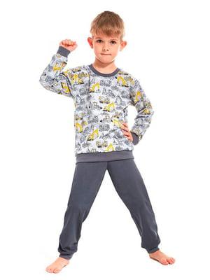 Комплект: свитшот и брюки | 5191941
