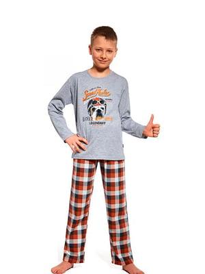 Комплект: лонгслив и брюки | 5191947