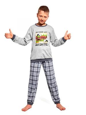 Комплект: лонгслив и брюки | 5191948