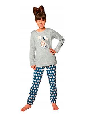 Комплект: лонгслив и брюки | 5191960