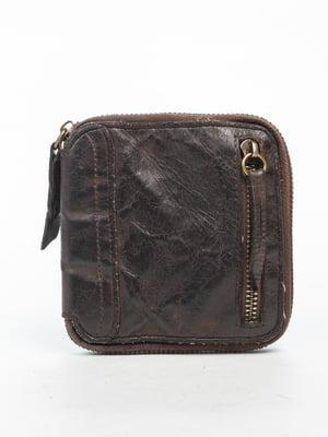 Гаманець коричневий | 4901311