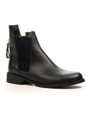 Ботинки черные | 5183092