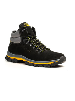 Черевики чорно-жовті | 5183094