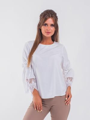 Блуза біла | 5193957