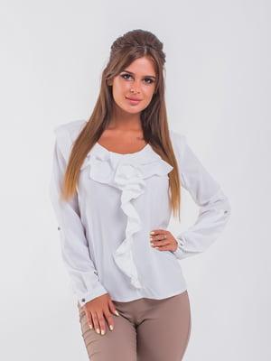Блуза біла | 5193959