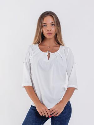 Блуза біла | 5193997