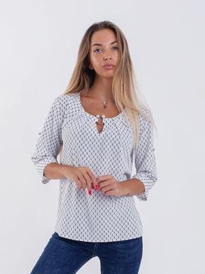 Блуза біла | 5194001