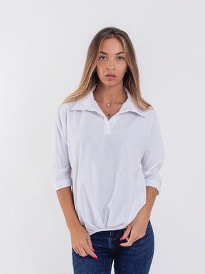 Блуза біла | 5194013