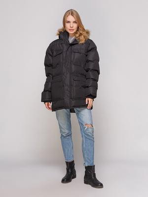 Куртка чорна | 4067924