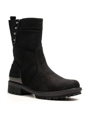 Ботинки черные | 5173900