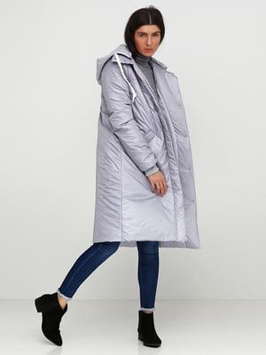 Куртка сіра | 5194174