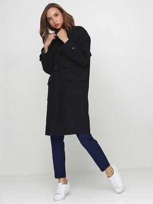 Пальто синє | 5194178