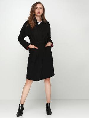 Пальто чорне | 5194181